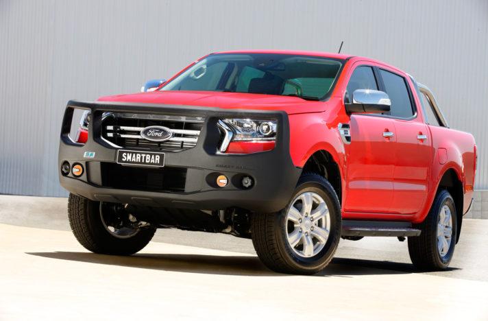 Ford Ranger SpartanBar