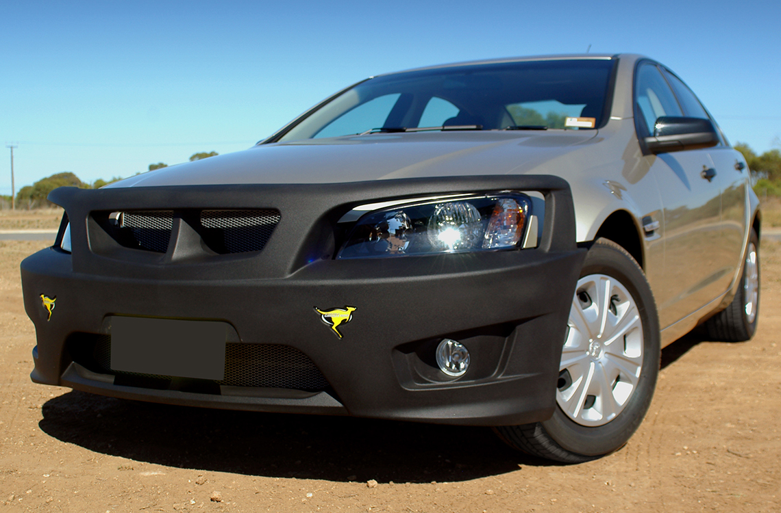 Holden Commodore VE and VE2 with SmartBar bull bar