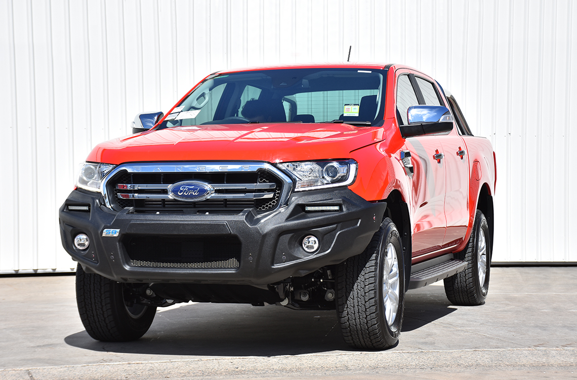 SmartBar Ford Ranger PX3 2018 StealthBar