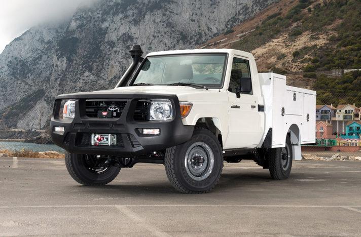 SmartBar commercial vehicles