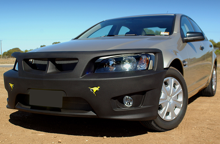 Holden Commodore VE and VE2 08-06 to 05-13 with a SmartBar bull bar