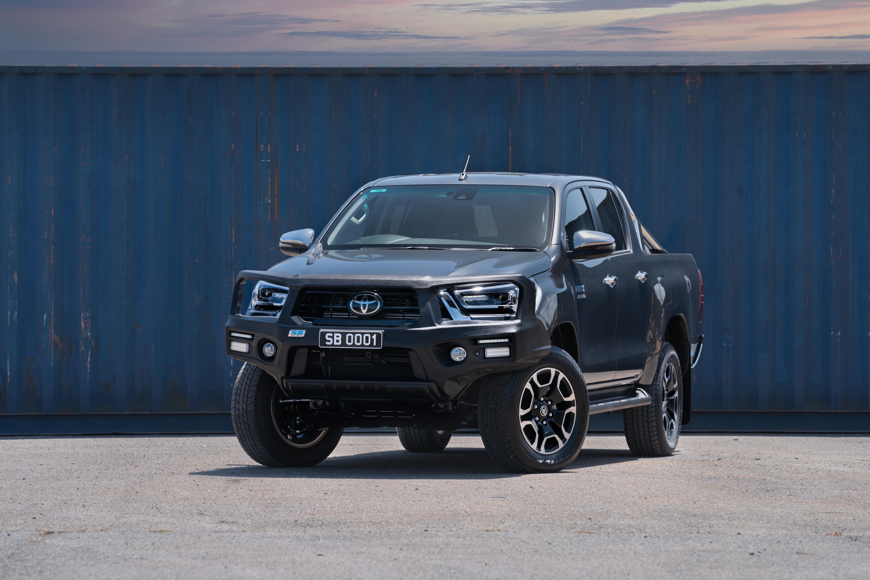 Toyota Hilux 2020 Onwards SpartanBar SmartBar