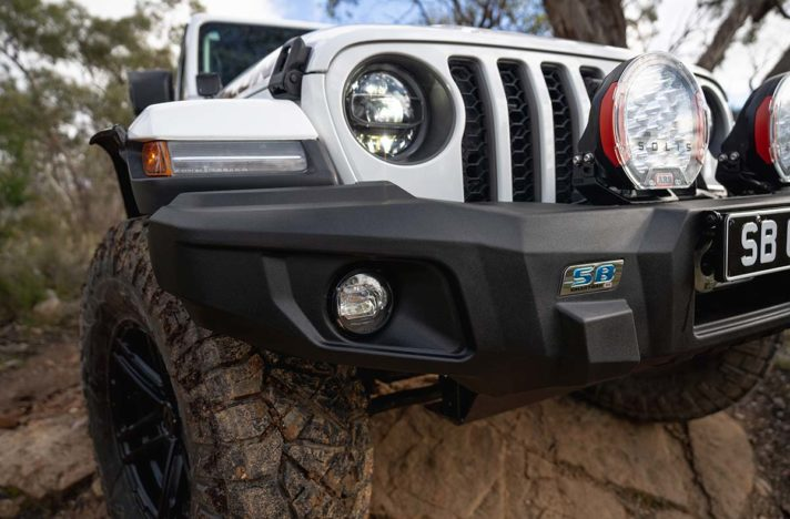 Jeep Gladiator SmartBar StealthBar